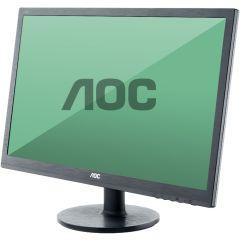 "AOC E2460SH 24"" LED monitor - Full HD (1080p) Monitor"