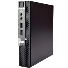 Dell Optiplex 3020 TFF Desktop PC - Intel Core i3 - Grade A